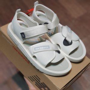 Sandal New Balance Caravan Oatmeal white grey